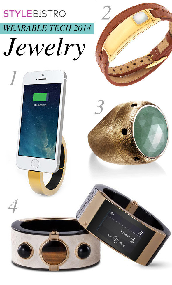 12 Stylish Wearable Tech Devices Worth Trying
