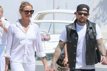Cameron Diaz and Benji Madden are Married!