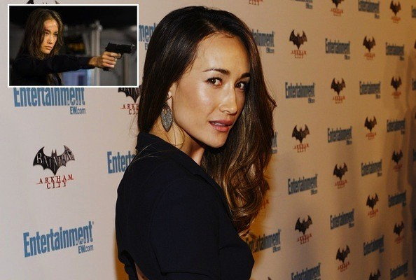 Maggie Q Hairstyle: Hollywood's Sexiest And Deadliest Women