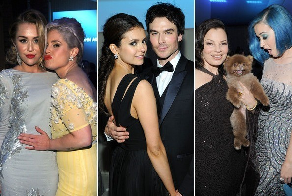2012 Oscars After Party Pics