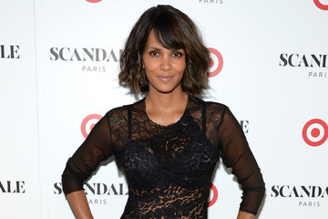 Halle Berry Helps Launch Lingerie Line Scandale at Target