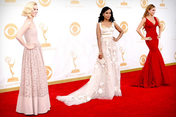 The Decade's Most Beautiful Emmy Gowns