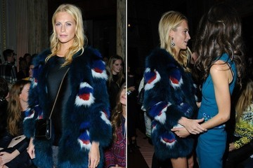 #TBT: When Poppy Delevingne Predicted Trends with Her Front Row Ensemble