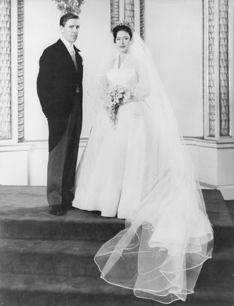 Princess Margaret 1960 The Most Gorgeous Royal Wedding Gowns Of