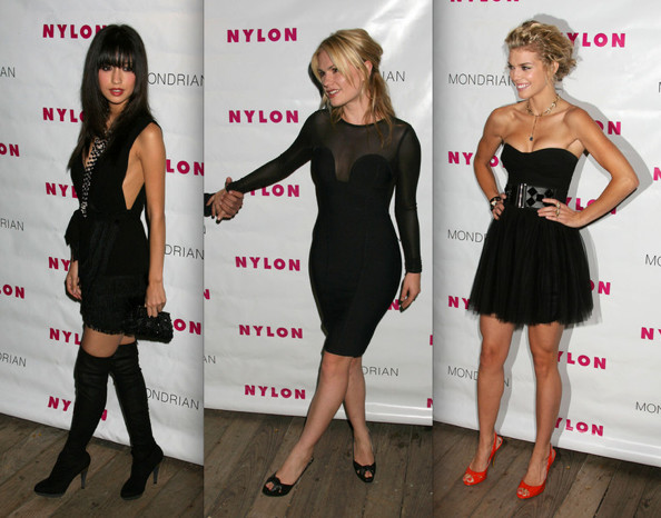 Best and Worst Dressed at Nylon Mag's 'TV Issue' Launch Party