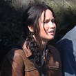Not so much. Bring back the Katniss braid!