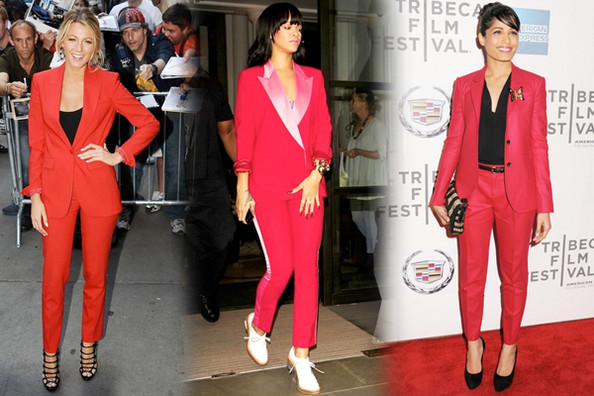Vote: Who Wins the Battle of the Red Suits?