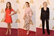 The Most Amazing Looks from the 88th Annual Academy Awards Nominee Luncheon