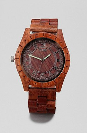 Flud Wood Watch