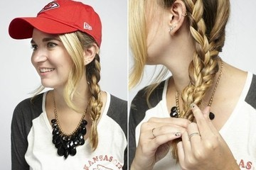 Hair How To: Three Strand Tri-Braid