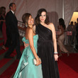 Eva Mendes And Liv Tyler (Both In Calvin Klein) At The Met Gala
