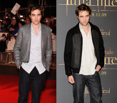 Picture - Dress Like Robert Pattinson