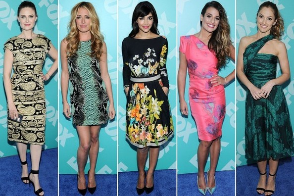 Best Dressed at the 2013 FOX Programming Party in New York
