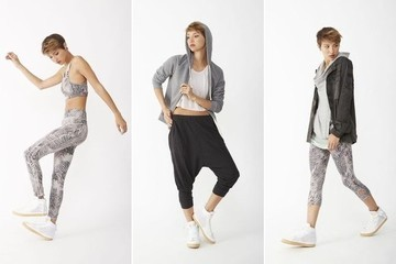 Alternative Debuts a New Fitness Line, Move