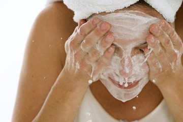 Lesson Learned: Here's How to Wash Your Face Correctly