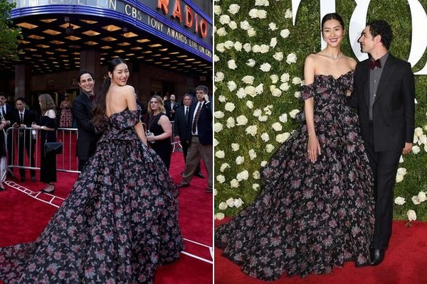 Look of the Day: June 12th, Liu Wen