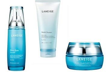 Current Obsession: Laneige Water Bank Skincare