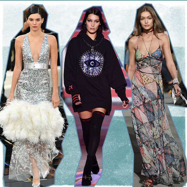 Stunning Celebrity Daughters on the Runway