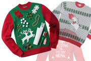 The 10 Ugliest Christmas Sweaters of 2012