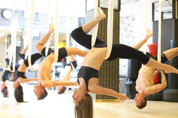 Workout Trend to Try: Anti-Gravity Fitness