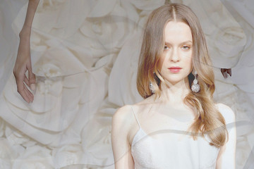 The Top Trends from Bridal Fashion Week Fall 2015