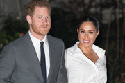 Stylish Celeb Couples: Meghan Markle And Prince Harry