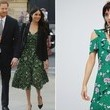 The Look: Floral Green Dress ($51)