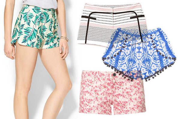 10 Pairs of Statement Shorts for Summer