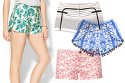 Market Watch: Printed Shorts