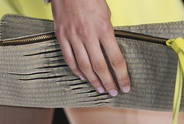 Best Spring 2013 Runway Nails - Carolina Herrera