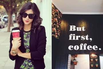 #FF: Five Instagram Accounts That Combine Coffee and Fashion