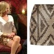 Emily Maynard's Sequined Miniskirt on 'The Bachelorette'