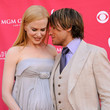 Nicole Kidman and Keith Urban Beaming with Baby Joy in 2008