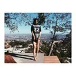 Kylie Jenner Enjoys the View