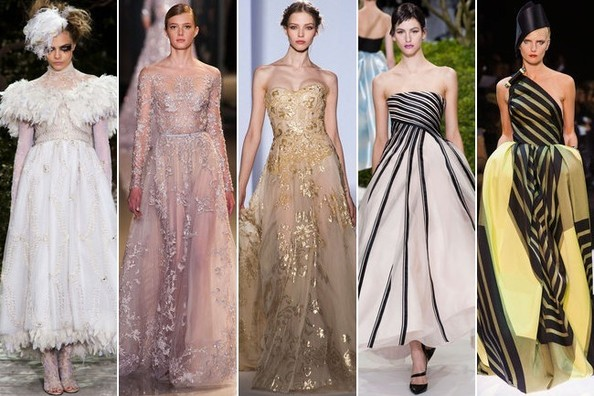 183 Spring 2013 Haute Couture Gowns to Obsess Over