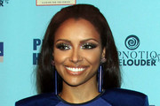 Falsies and Drag Queens: Kat Graham's Not-So-Subtle Beauty Routine