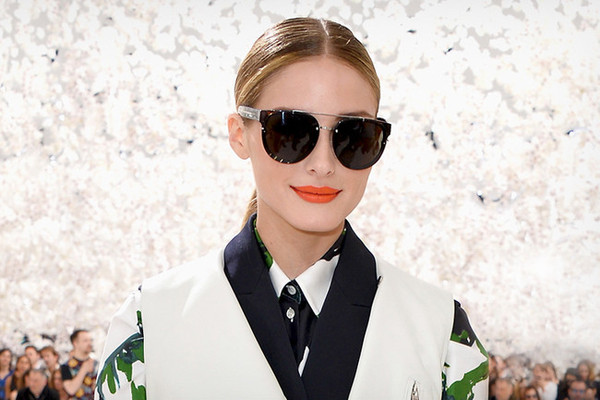 Olivia Palermo's Front Row Fashion