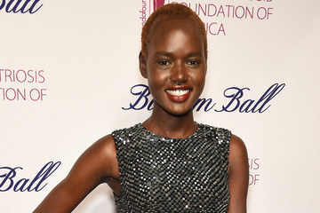 Look of the Day, April 14th: Ajak Deng's Simple Sparkle
