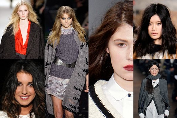 Fall Hair Trends 2012