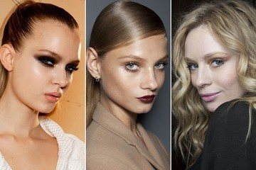 #TBT: Our Three Favorite #MFW Beauty Trends