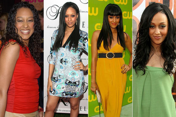 Tia Mowry Loves to Switch up Her Hairstyles