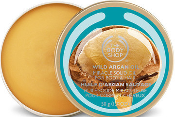Current Obsession: The Body Shop Wild Argan Oil Miracle Solid Oil
