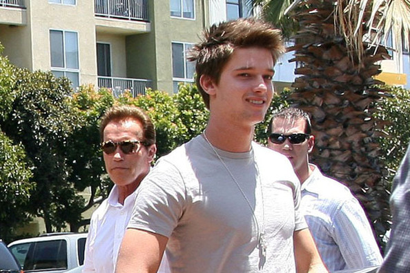 Is Patrick Schwarzenegger the New Face of Hudson Jeans?