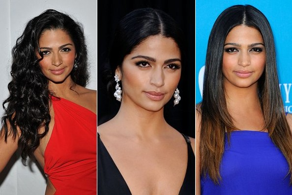 Camila Alves' Best Beauty Looks