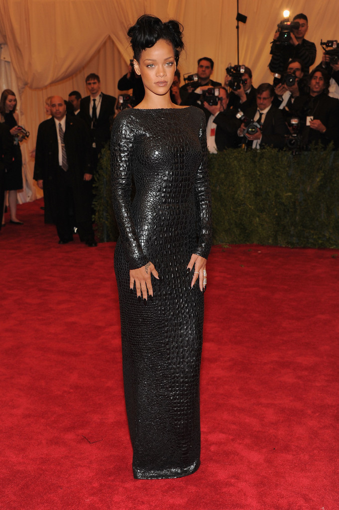 rihanna in tom ford best and worst dressed at the 2012