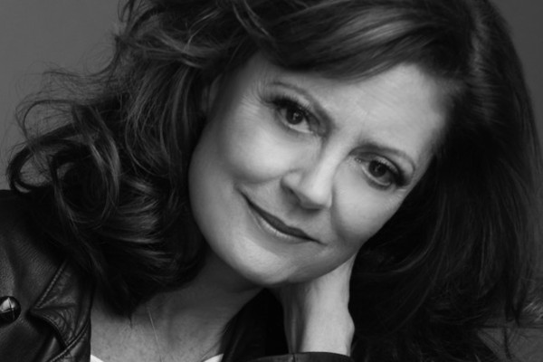 Susan Sarandon on