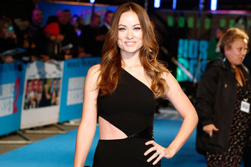 Look of the Day: Olivia Wilde's Cutout Dress