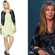 A Blue-and-Black Sequin Jacket Inspired by Nina Garcia's on 'Project Runway'