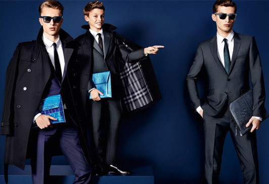Why Is Romeo Beckham Laughing at Cara Delevingne In This Burberry Ad?