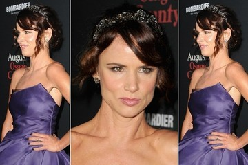 Every Girl Should Have One: A Sparkly Tiara Headband Just Like Juliette Lewis's